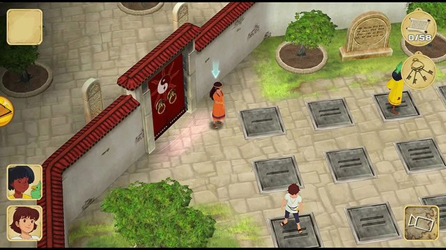 games similar to The Mysterious Cities of Gold: Secret Paths