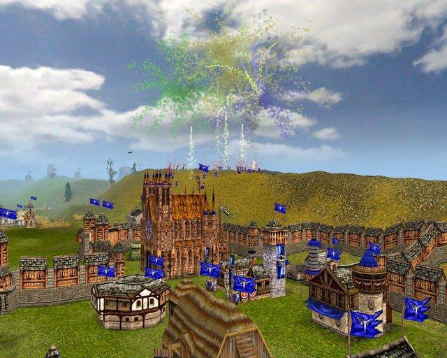 games similar to Warrior Kings: Battles