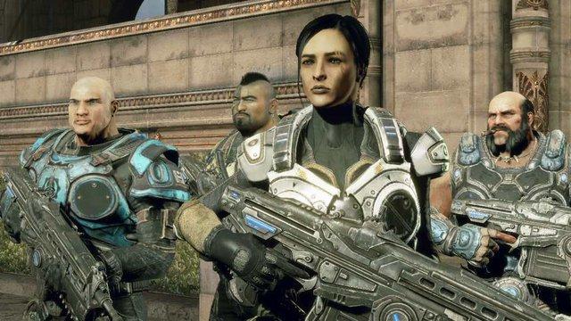 games similar to Gears of War 3: RAAM's Shadow