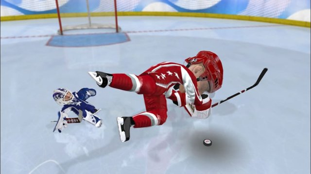games similar to 3 on 3 NHL Arcade
