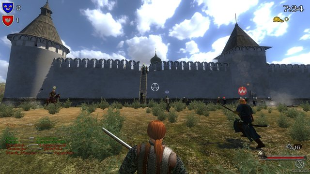 games similar to Mount & Blade: With Fire & Sword