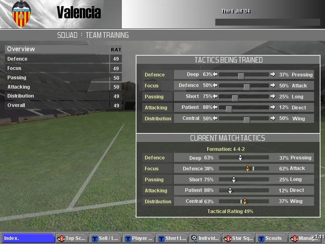 games similar to LMA Professional Manager 2005