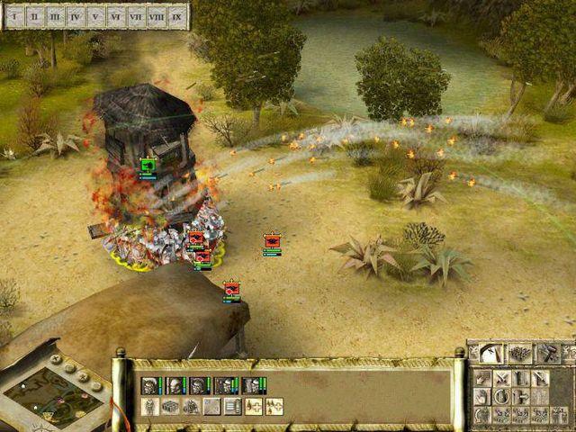 games similar to Praetorians