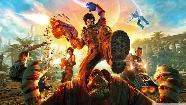 games similar to Bulletstorm