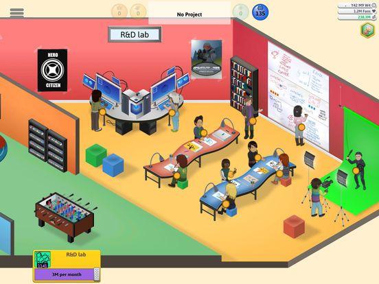 games similar to Game Dev Tycoon