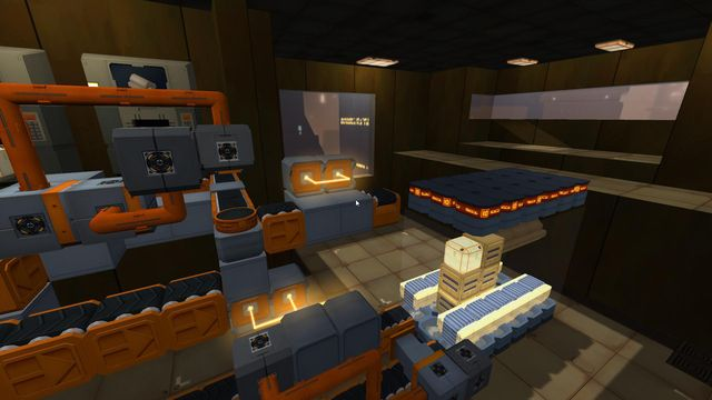 games similar to Infinifactory