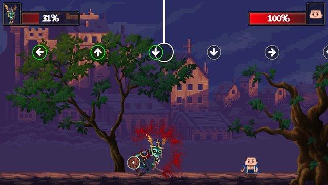 games similar to Omae Wa Mou Shindeiru