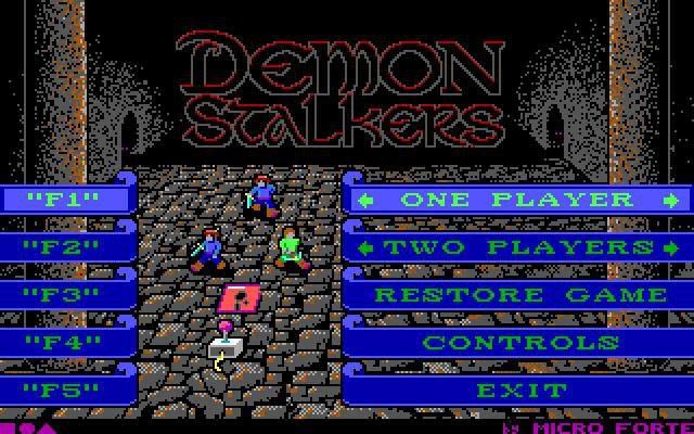 games similar to Demon Stalkers: The Raid on Doomfane