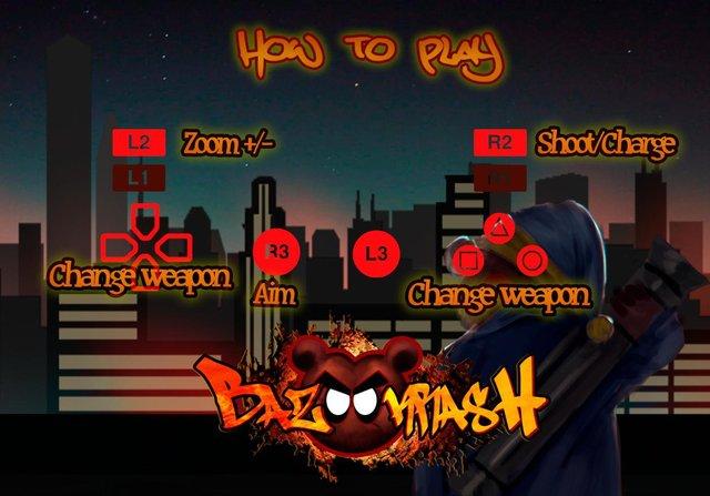 games similar to Bazookrash