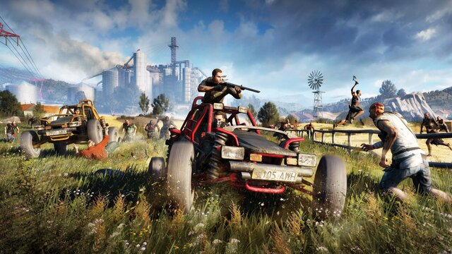 games similar to Dying Light: The Following   Enhanced Edition