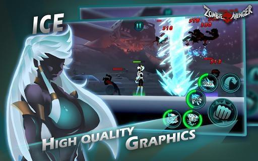 games similar to Zombie Avengers:(Dreamsky)Stickman War Z