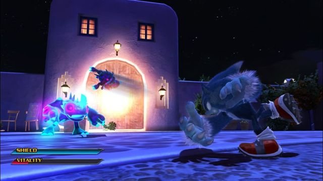 games similar to Sonic Unleashed