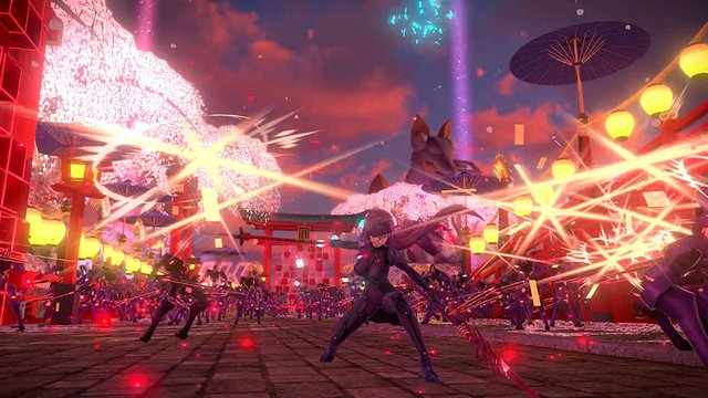 games similar to Fate/Extella Link