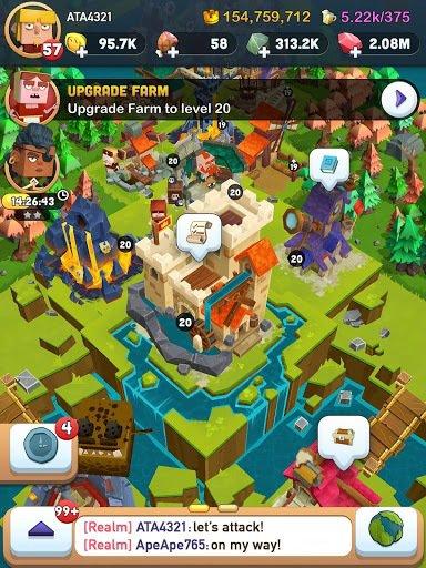 games similar to Kingdoms of Heckfire