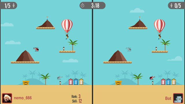 games similar to Risky Rescue