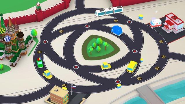 games similar to Round Ways
