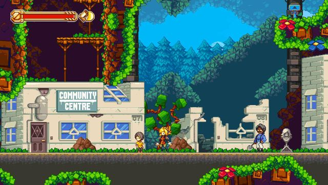 games similar to Iconoclasts