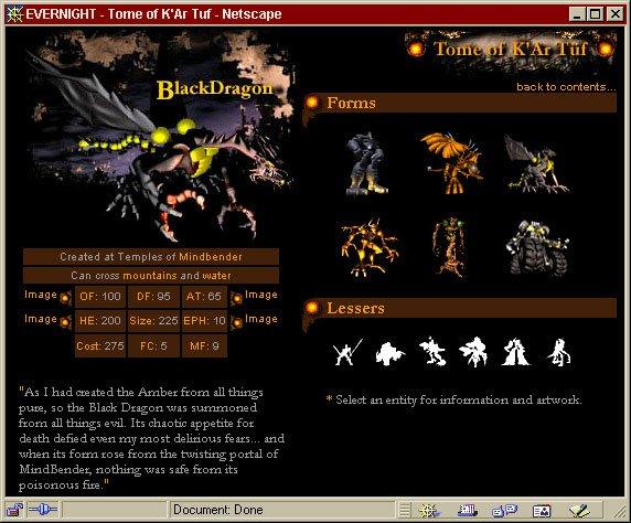 games similar to Evernight