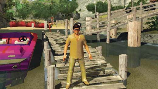 games similar to Scarface: The World Is Yours