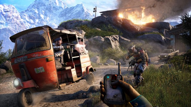 games similar to Far Cry 4