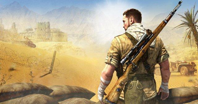 games similar to Sniper Elite 3