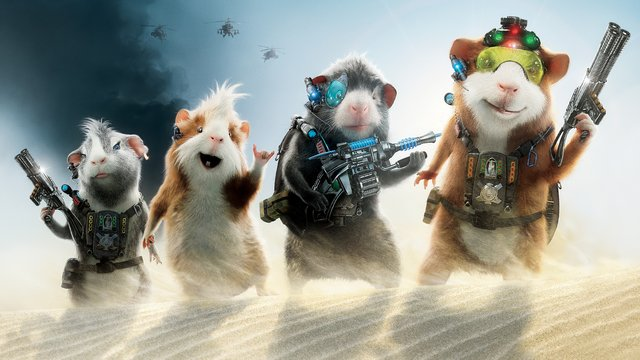 games similar to G Force: The Video Game