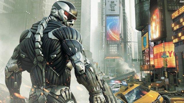 games similar to Crysis 2