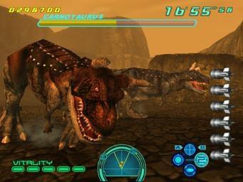 games similar to Dino Stalker