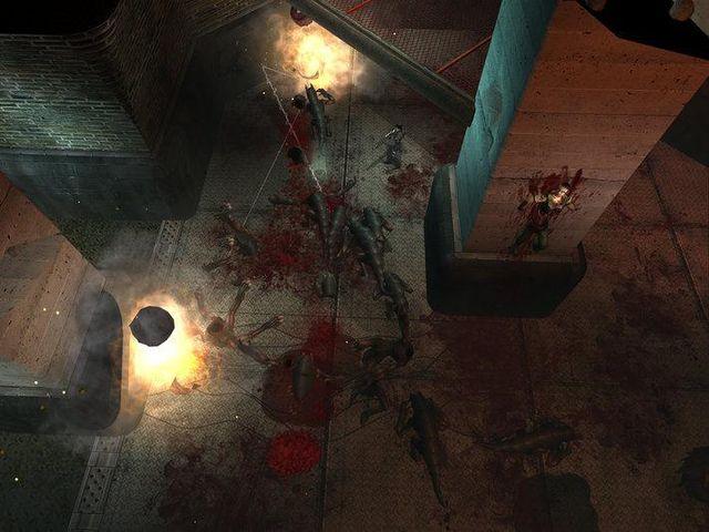 games similar to Shadowgrounds Survivor