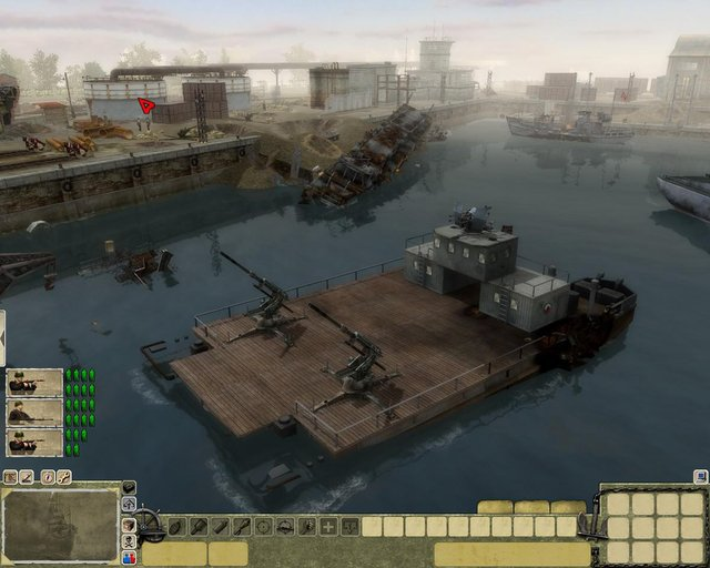 games similar to Men of War: Red Tide