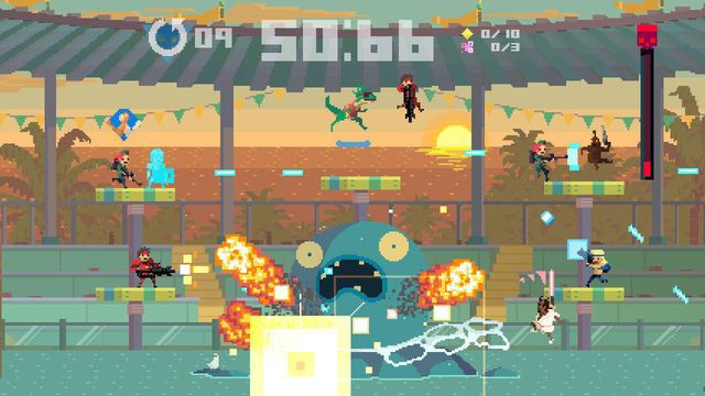 games similar to Super Time Force Ultra