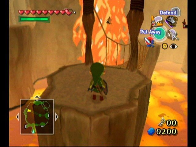 games similar to The Legend of Zelda: The Wind Waker