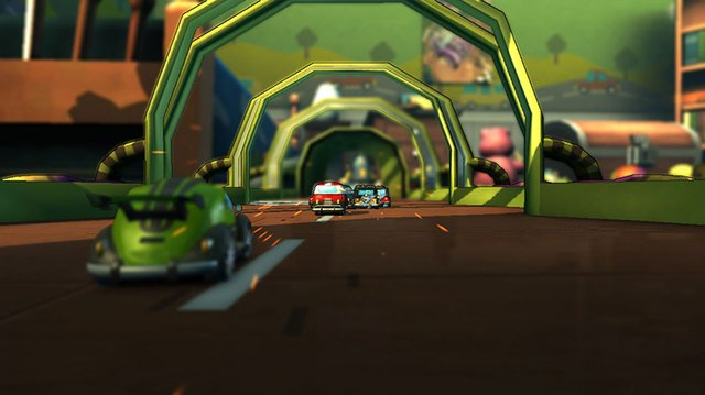 games similar to Super Toy Cars