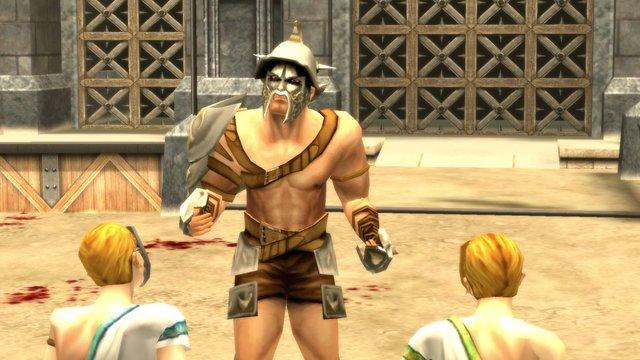 games similar to Gladiator: Sword of Vengeance
