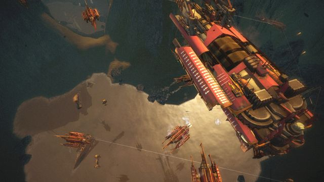 games similar to Guns of Icarus Alliance