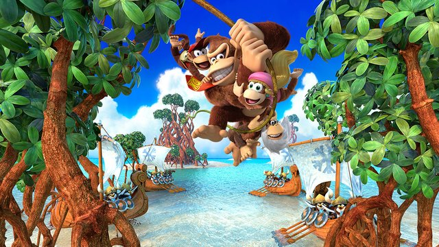 games similar to Donkey Kong Country: Tropical Freeze
