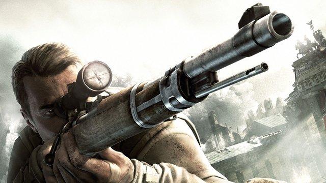 games similar to Sniper Elite V2