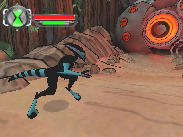 games similar to Ben 10: Protector of the Earth
