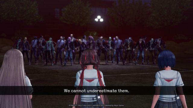 games similar to School Girl/Zombie Hunter