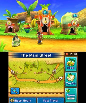 games similar to Ever Oasis