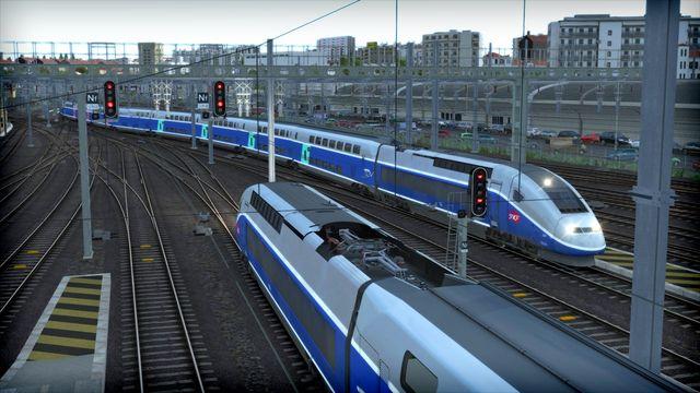 games similar to Train Simulator