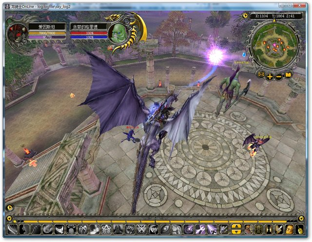games similar to Dragon Knight Online