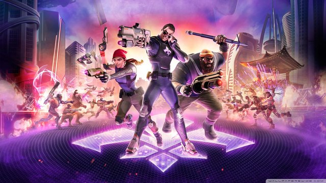 games similar to Agents of Mayhem