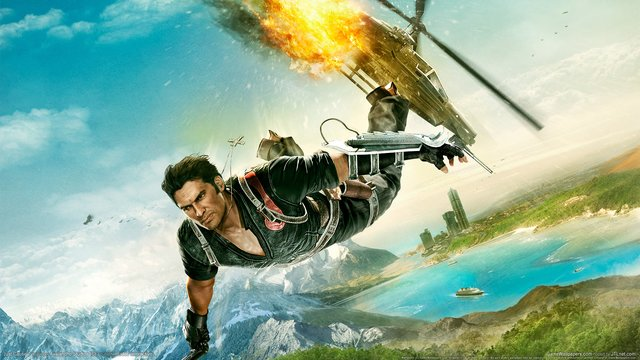 games similar to Just Cause 2