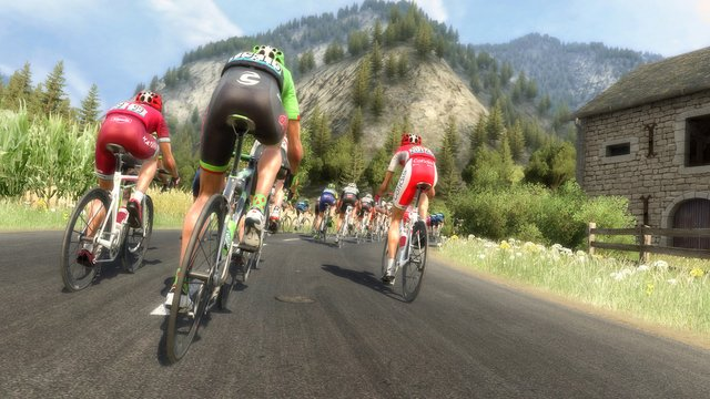 games similar to Pro Cycling Manager 2017