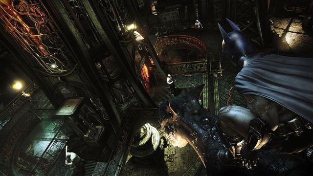 games similar to Batman: Return to Arkham