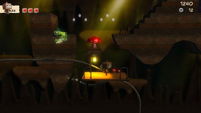 games similar to Paper Monsters Recut
