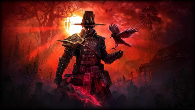 games similar to Grim Dawn