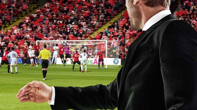 games similar to Football Manager 2017