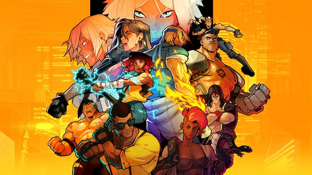 games similar to Streets of Rage 4